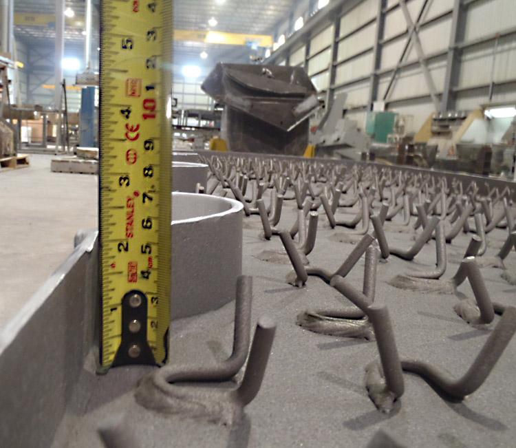 RÉALISATION #16  ATELIER  Service de soudure et de fabrication de pièces en acier, sur mesure.…