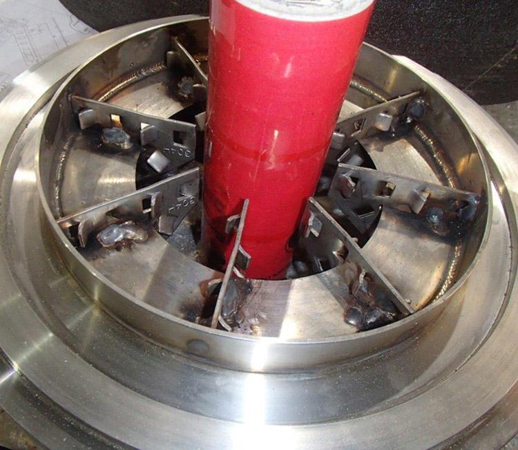 RÉALISATION #23  PIÈCE PRÉFABRIQUÉE   Nous produisons des pièces moulées sur mesure pour vos besoins.…